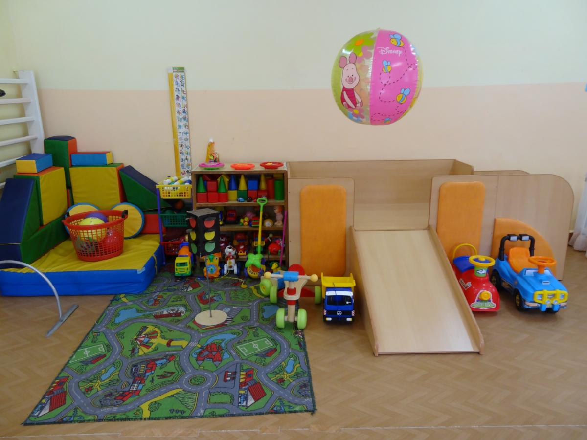 площадка природы в детском саду схема